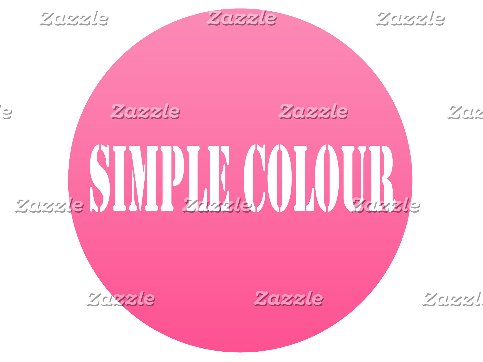 Simple colour
