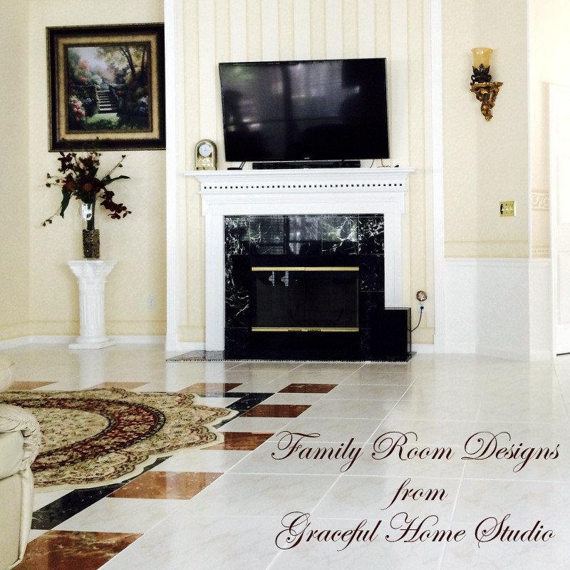 Family Room Designs