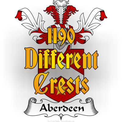 SCOTTISH Crests
