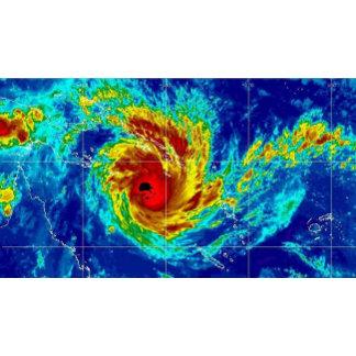 Remember Cyclone Yasi 2011 - Queensland, Australia
