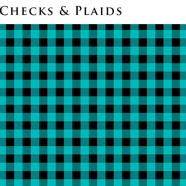 Checks and Plaids