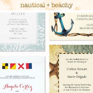Nautical + Beach