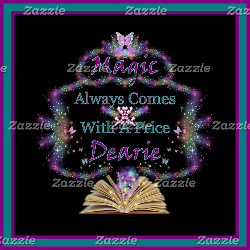Magic Always Comes With A Price Dearie Collection