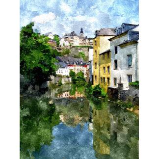 Lëtzebuerg - Luxembourg