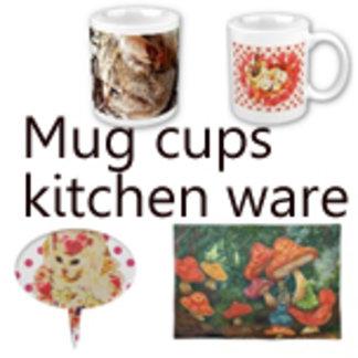 マグカップ・キッチンMug cups・kitchen ware