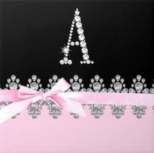 Diamond Delilah: Initials