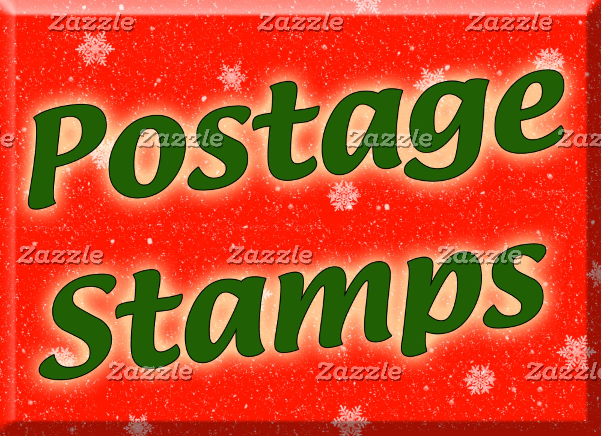 Christmas Postage