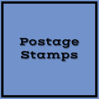 Postage Stamps and Stickers
