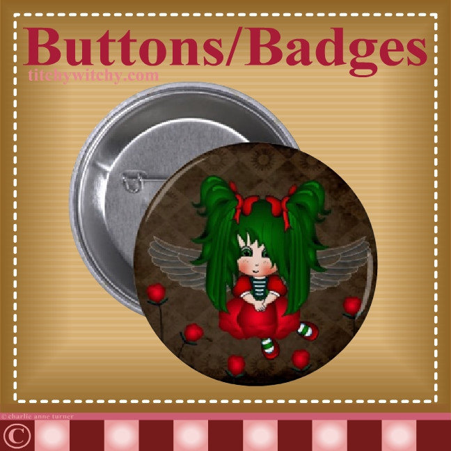 Badges/Buttons