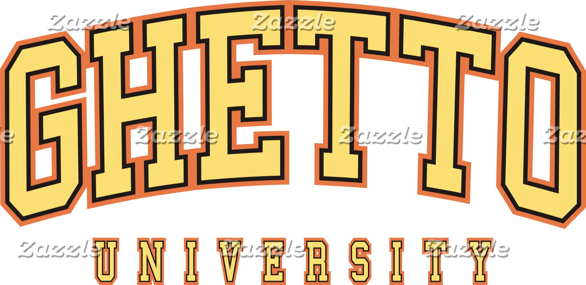 Ghetto University Gold