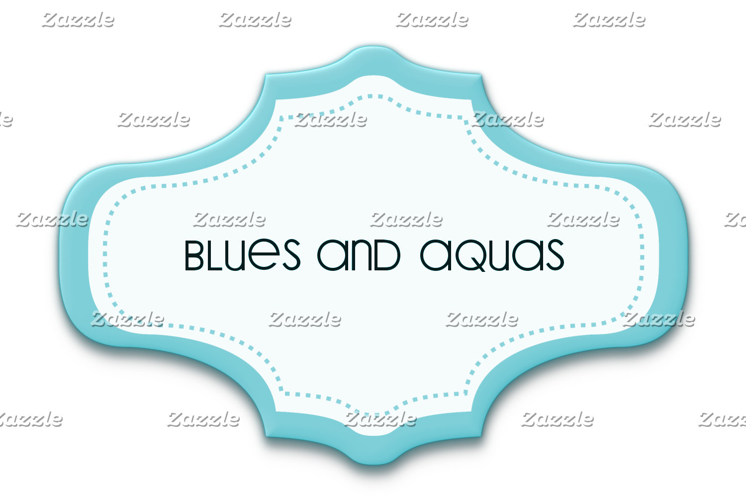 Blues and Aquas
