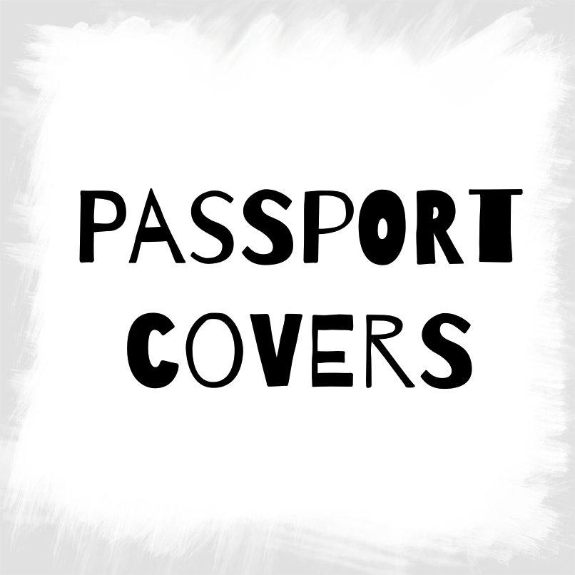 Baby Passport Covers