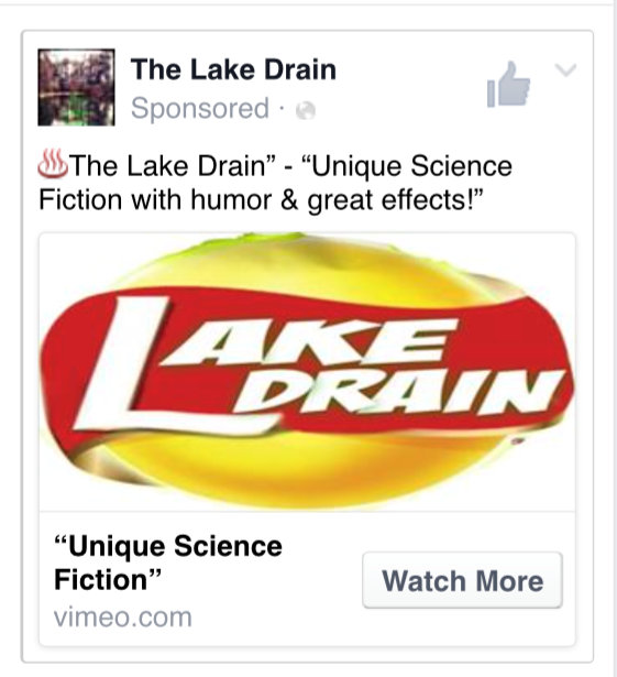 TheLakeDrainFilm.com Featured Stuff