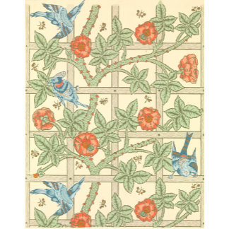 William Morris Trellis Pattern