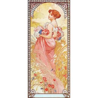 Spring Floral Goddess