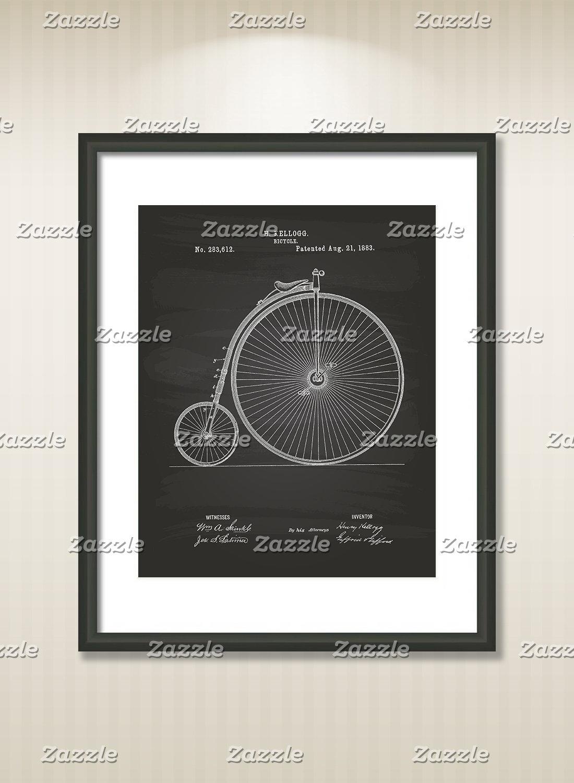 Patent Art Poster
