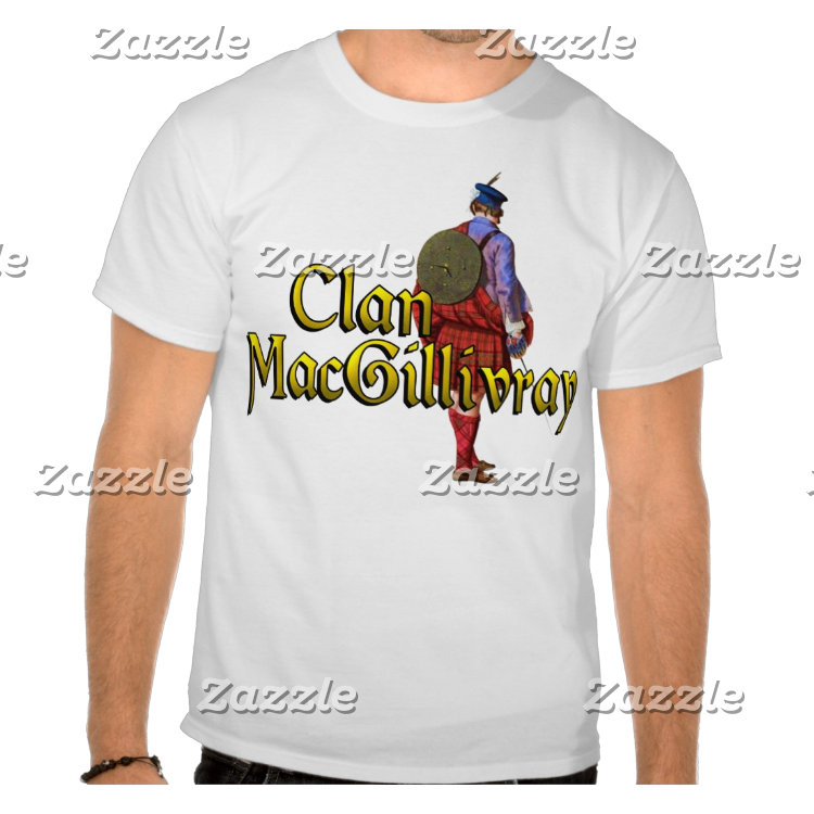 Scottish Clan Shirts