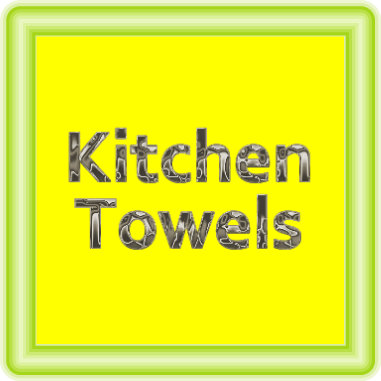 Trinidad and Tobago Kitchen Towels