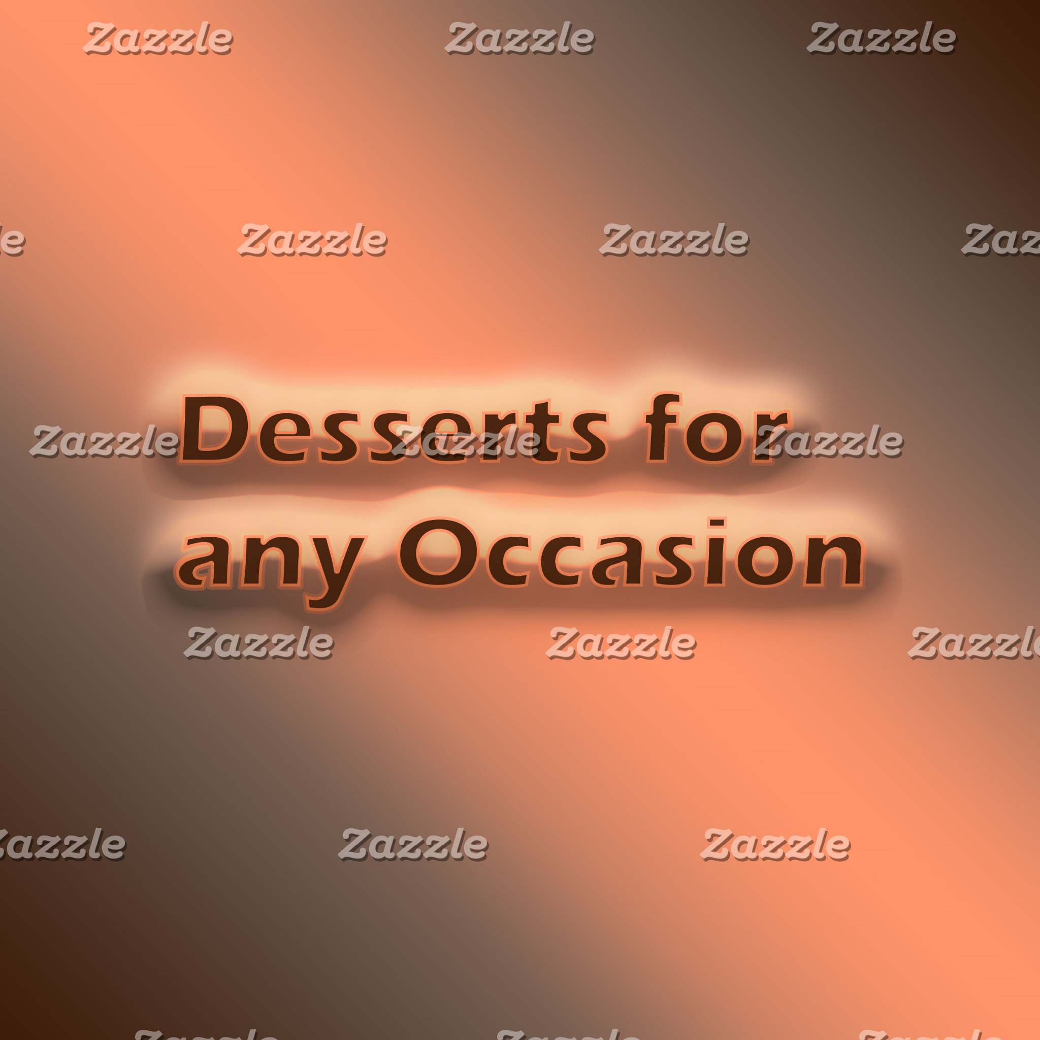 Desserts for any Occasion