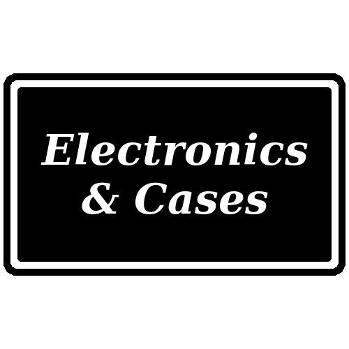 Electronics & Cases