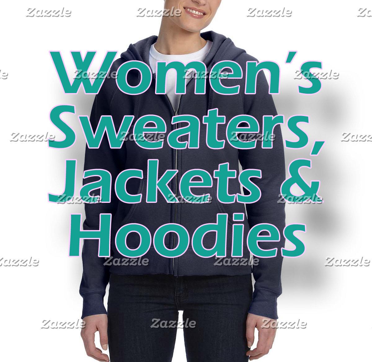 Sweaters, Jackets & Hoodies