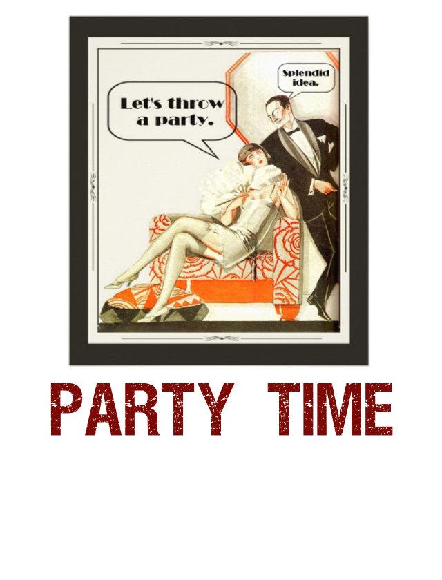h) party