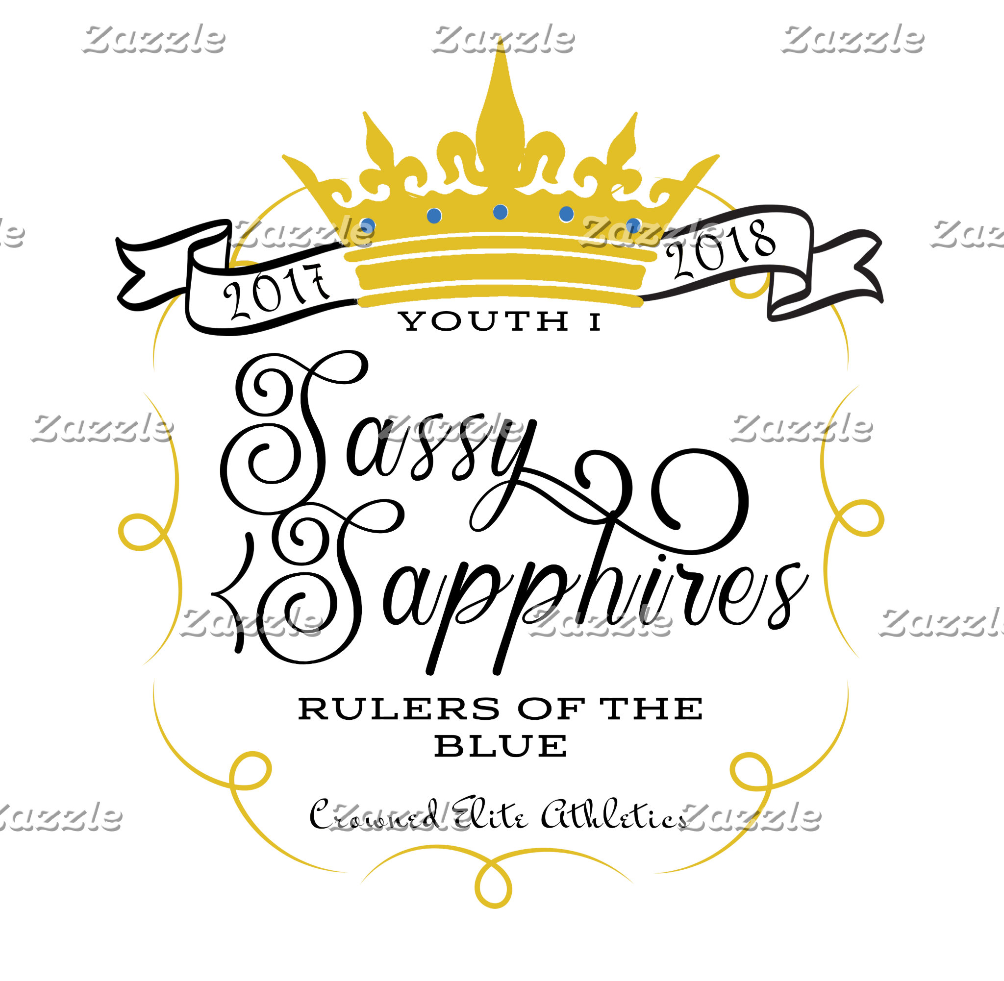 SASSY SAPPHIRES: YOUTH I