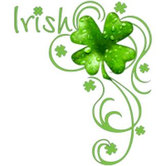 St. Patrick's LUCKY Shamrocks