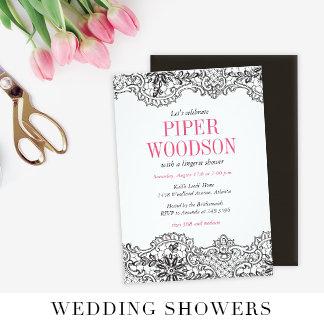 Wedding Showers