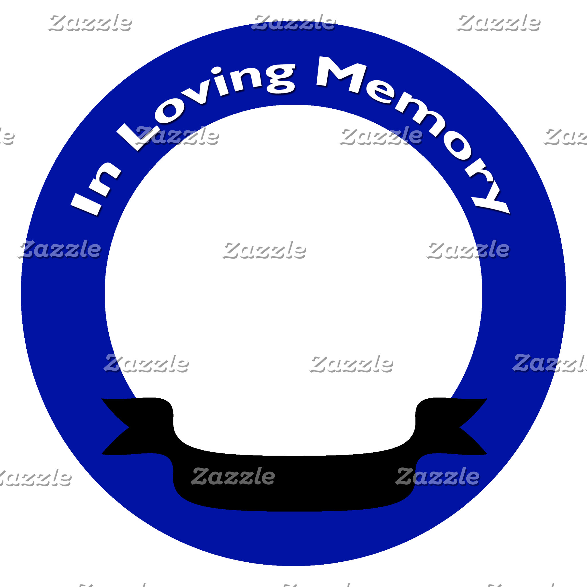 Blue In Loving Memory