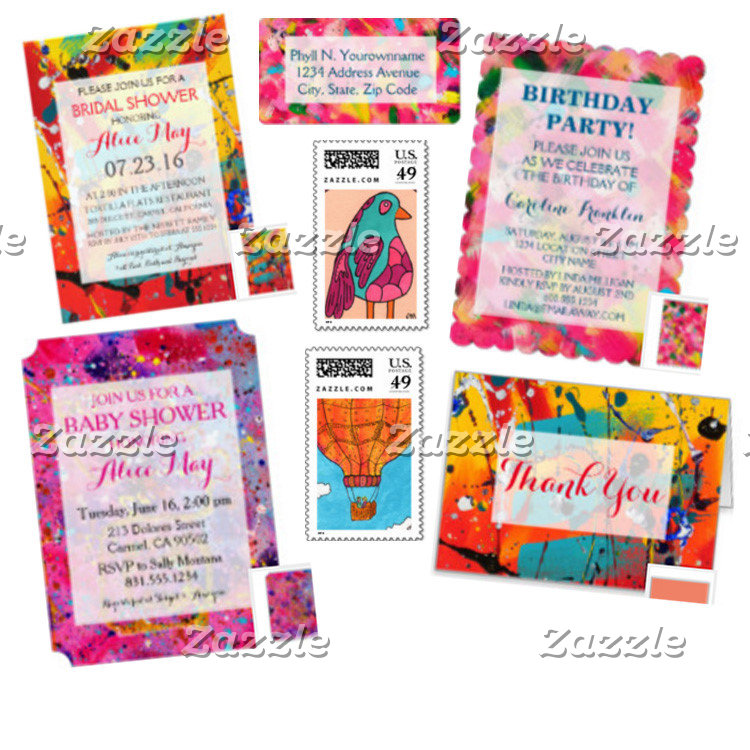FINE ART STATIONERY