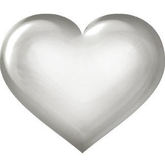 Silver Hearts