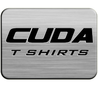 Cuda T Shirts
