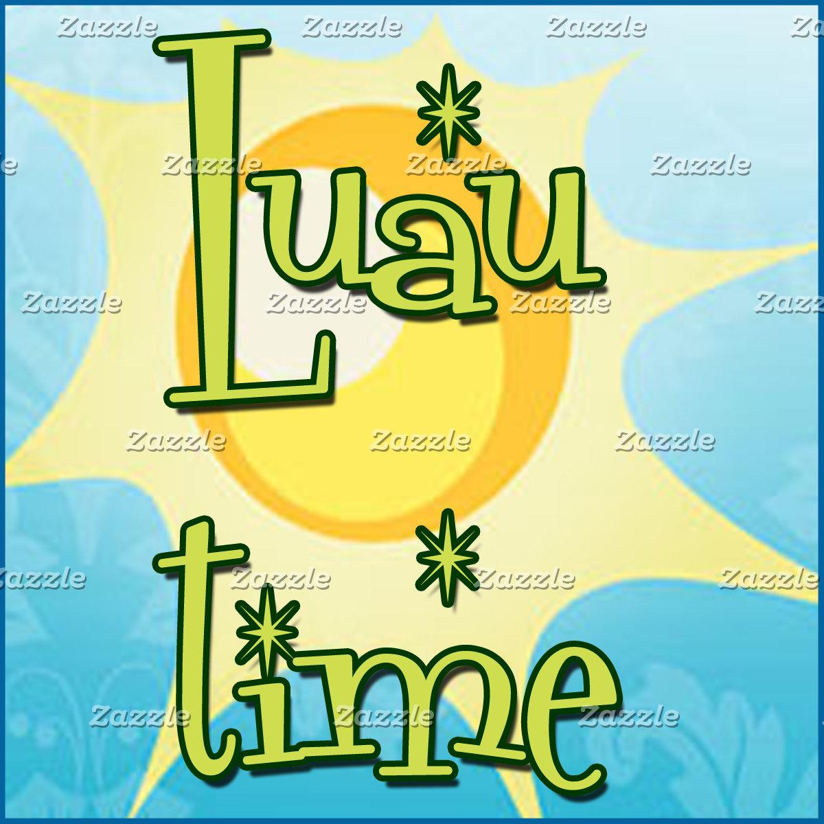 Luau Time