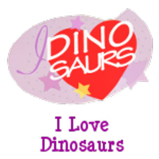 I love Dinosaurs Products