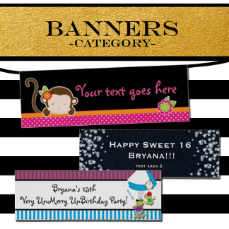 Banners Posters & Wall Art