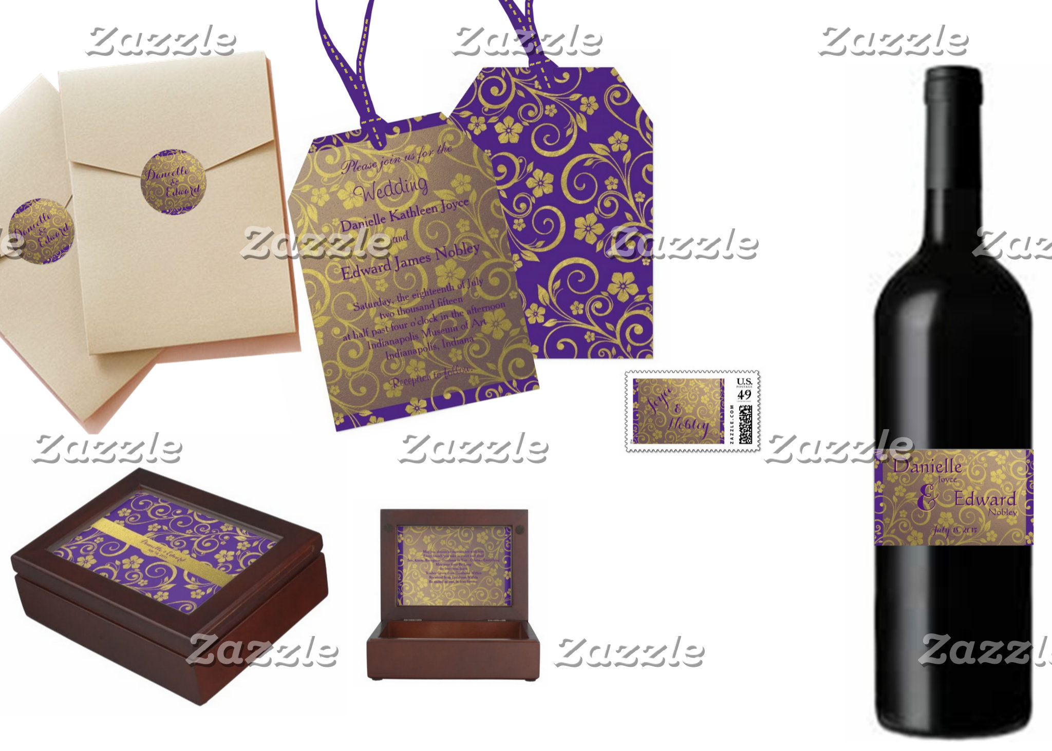All Wedding Invitations and Sets