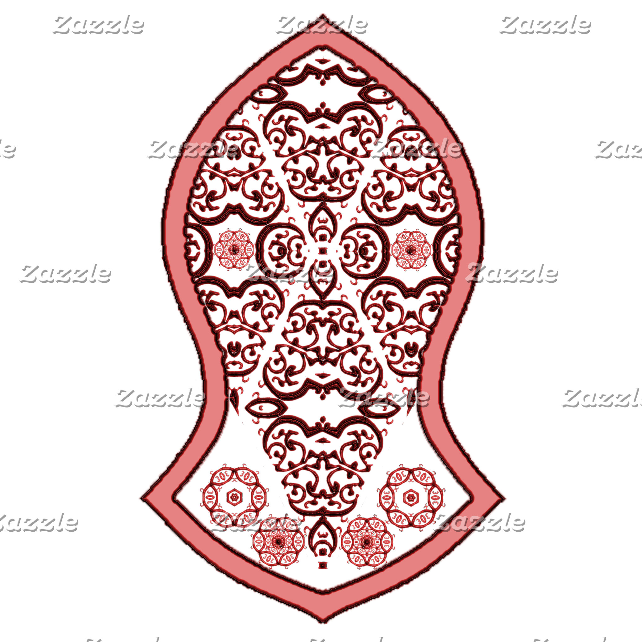 The Sandal Of The Prophet (Henna)