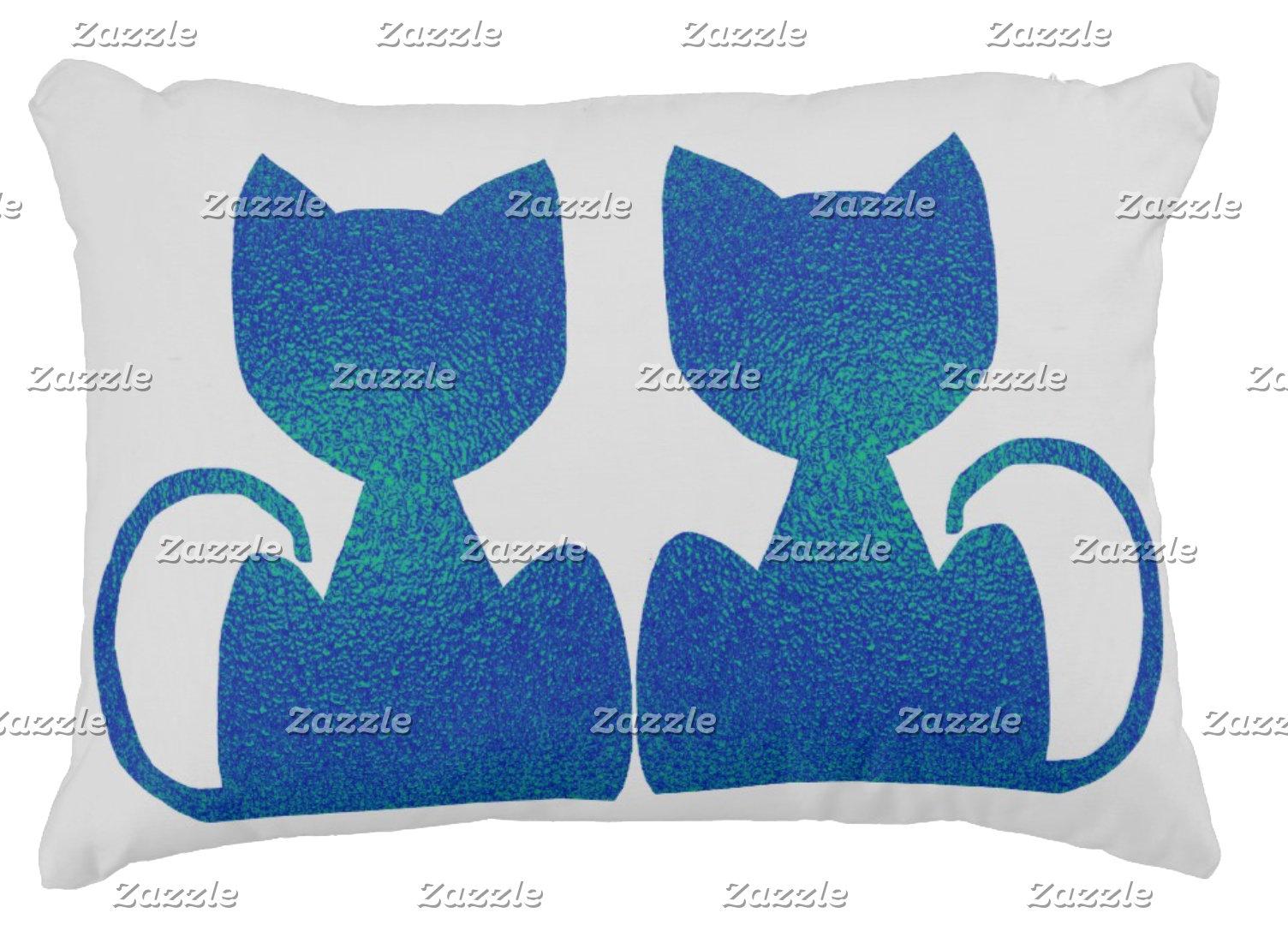 CrystalKatz Pillows