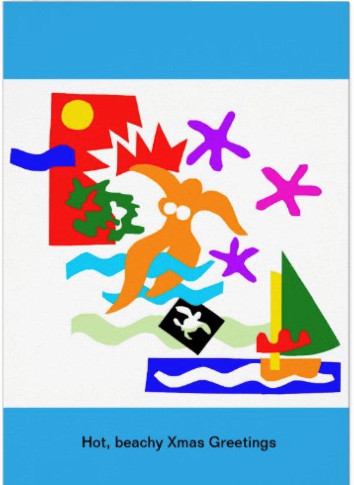 Australian Xmas Cards