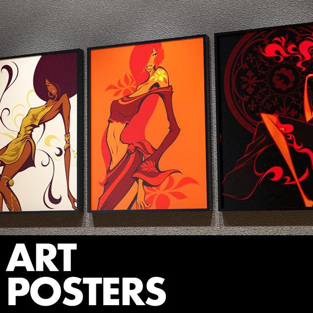 ART / POSTERS
