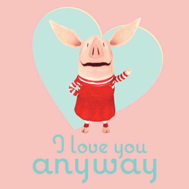 Olivia - I Love You Anyway