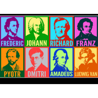 Pop Art Composers