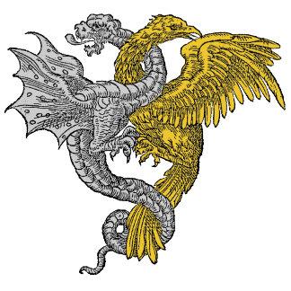 Eagle vs. Dragon