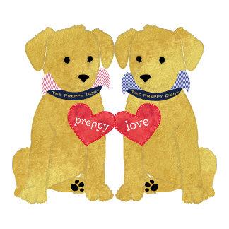 Valentine Golden Retrievers