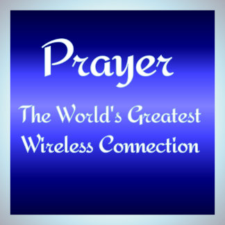 PRAYER - Greatest Wireless Connection