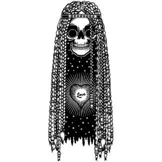 Hippie Skull of Love