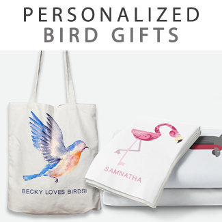 Personalized Bird Gifts
