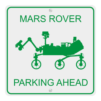 Mars Rover Parking