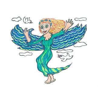 Aquamarine Angel